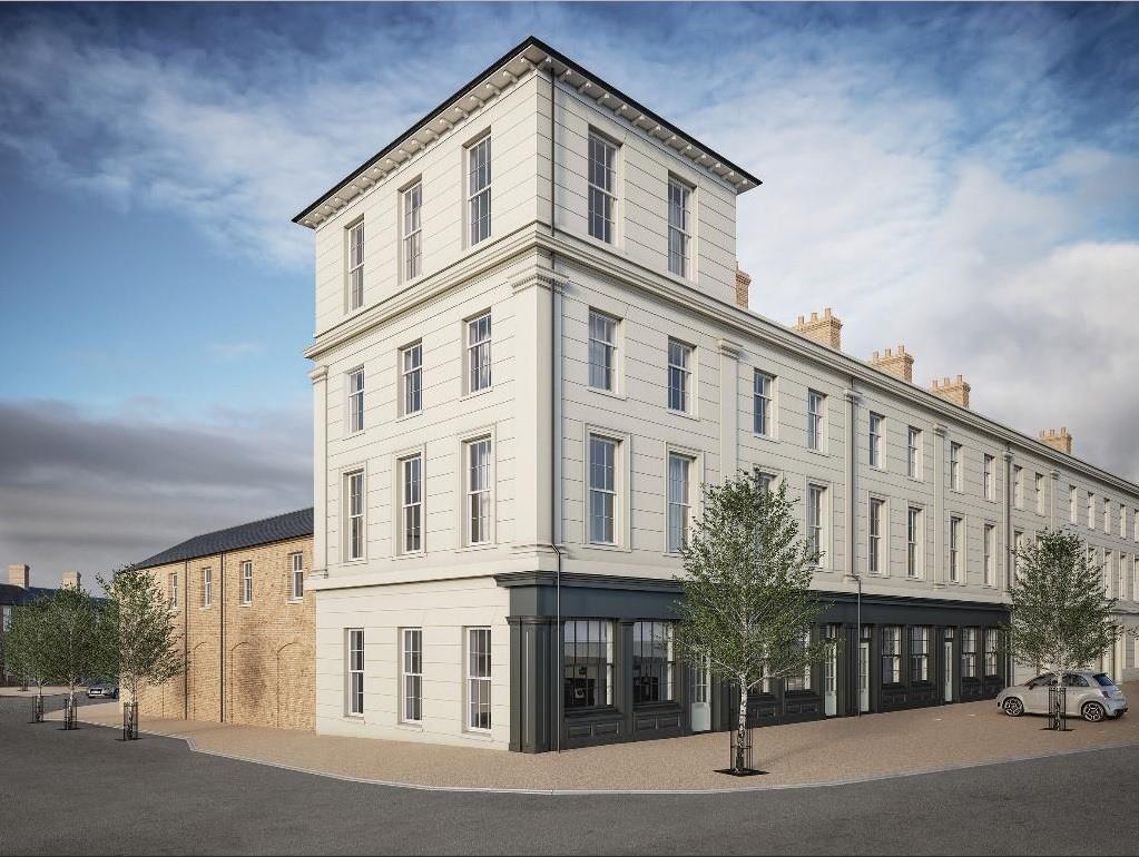 2 Bedrooms Property for sale in Vickery Court, Poundbury, Dorchester